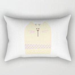Baby cat Rectangular Pillow