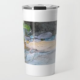 Water Music #11 Travel Mug