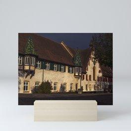 Monastrey of Blaubeueren Mini Art Print