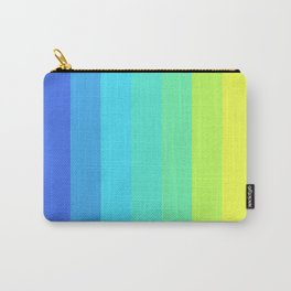 Slices Of Colors Carry-All Pouch
