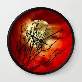 SUPERMOON - 11318/2 Wall Clock