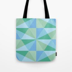 Lilypad Diamond Tote Bag
