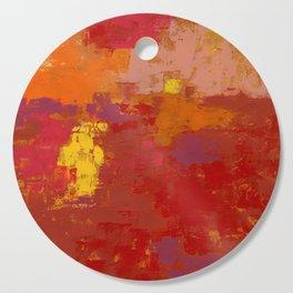 Color Splendor by Kathy Morton Stanion Cutting Board