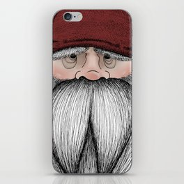 Christmas Gnome iPhone Skin