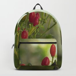 hot chili peppers Backpack