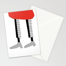 red coat Stationery Cards