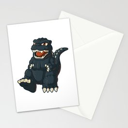 King of monsters Stationery Cards