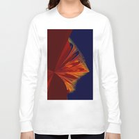 arrow Long Sleeve T-shirts featuring arrow by donphil