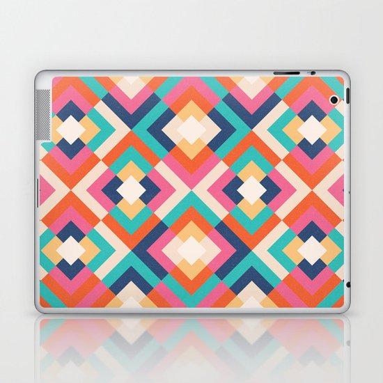 Colorful Geometric Laptop & iPad Skin