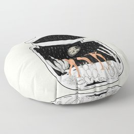 Micro Space Party Floor Pillow