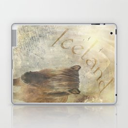 impression of Iceland Laptop & iPad Skin