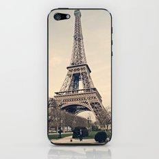 Good Morning Paris iPhone & iPod Skin
