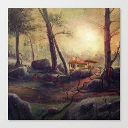 Trove EP Canvas Print