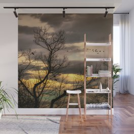 Autumns Eve Wall Mural