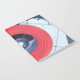 OUTBURST Notebook