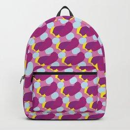ultraviolet grains Backpack