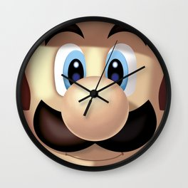 Luigi Wall Clock