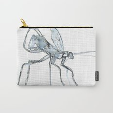 Mosquito, Watercolor Carry-All Pouch