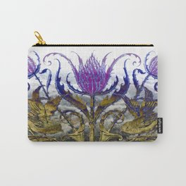 The Moors (Scottish Thistle) Carry-All Pouch
