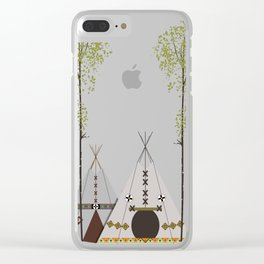 Tipis Clear iPhone Case