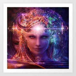 """Suduaya """"Venus"""" Art Print"""