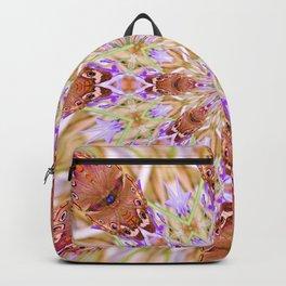 The Buckeye Butterfly Kaleidoscope Backpack