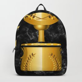 Trophy cup Backpack