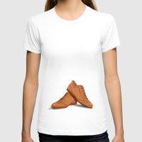 shoes T-shirts featuring shoes by ErsanYagiz