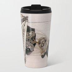 Rucus Studio Muerte - Dia de los Muertos Travel Mug