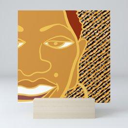 Africa Calls To Me Too Mini Art Print