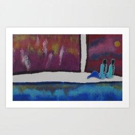 kisik 1 Art Print