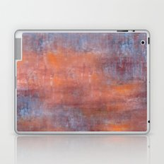 Orange Color Fog Laptop & iPad Skin