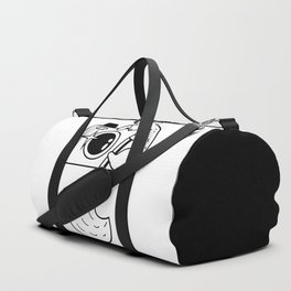 Squirrel Cam Duffle Bag