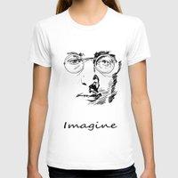 imagine T-shirts featuring Imagine by Paul Kimble