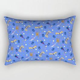 Sailor Uranus Pattern / Sailor Moon Rectangular Pillow