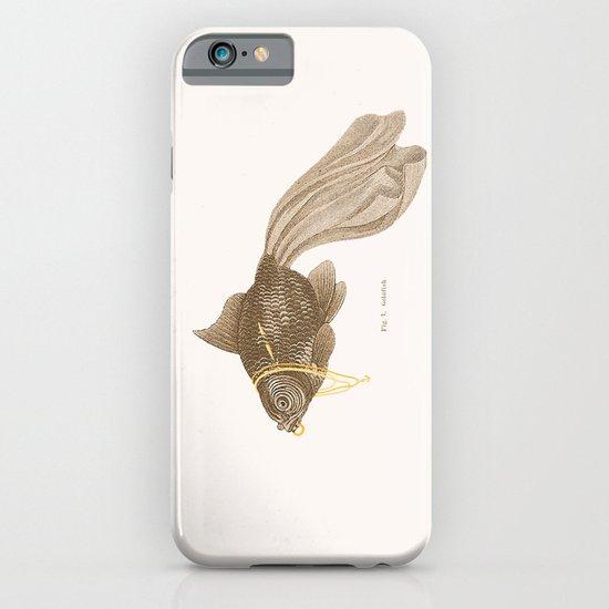 Goldfish iPhone & iPod Case
