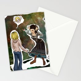 The Doctor's Wife Stationery Cards