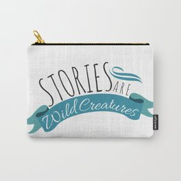 Wild Creatures Carry-All Pouch