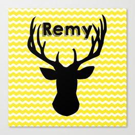 remy Canvas Print