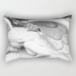 Angel   Angels   Spiritual   Compassion Rectangular Pillow