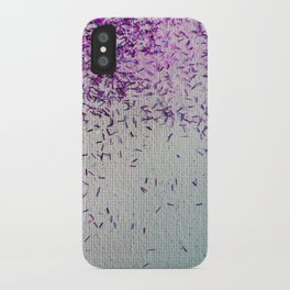 It's Raining Pink Sparkles! iPhone Case