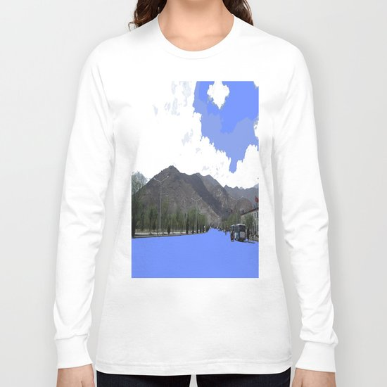 Lots Of Fresh Air Long Sleeve T-shirt