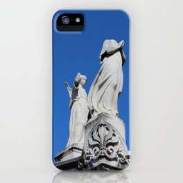 The Headless Guardian iPhone Case