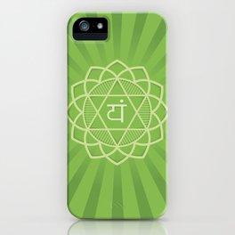 Anahata iPhone Case