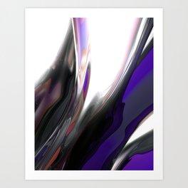 Intermux Art Print