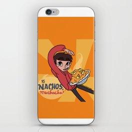 Yo' NACHOS MUCHACHO iPhone Skin