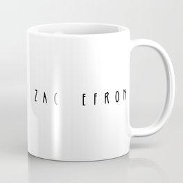 zac Coffee Mug
