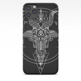 Leviathan Pentagram iPhone Case