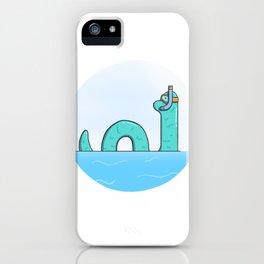 Nessy iPhone Case