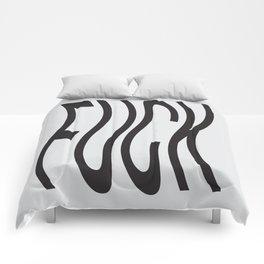 Wavey Comforters